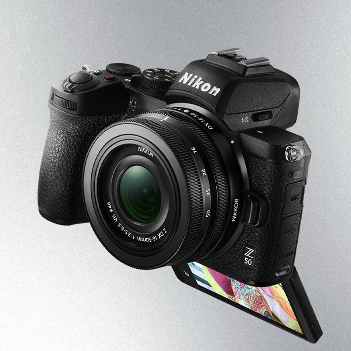 CALABRESE FOTOTTICA GROUP INFORMA: Nuova Nikon Z 50