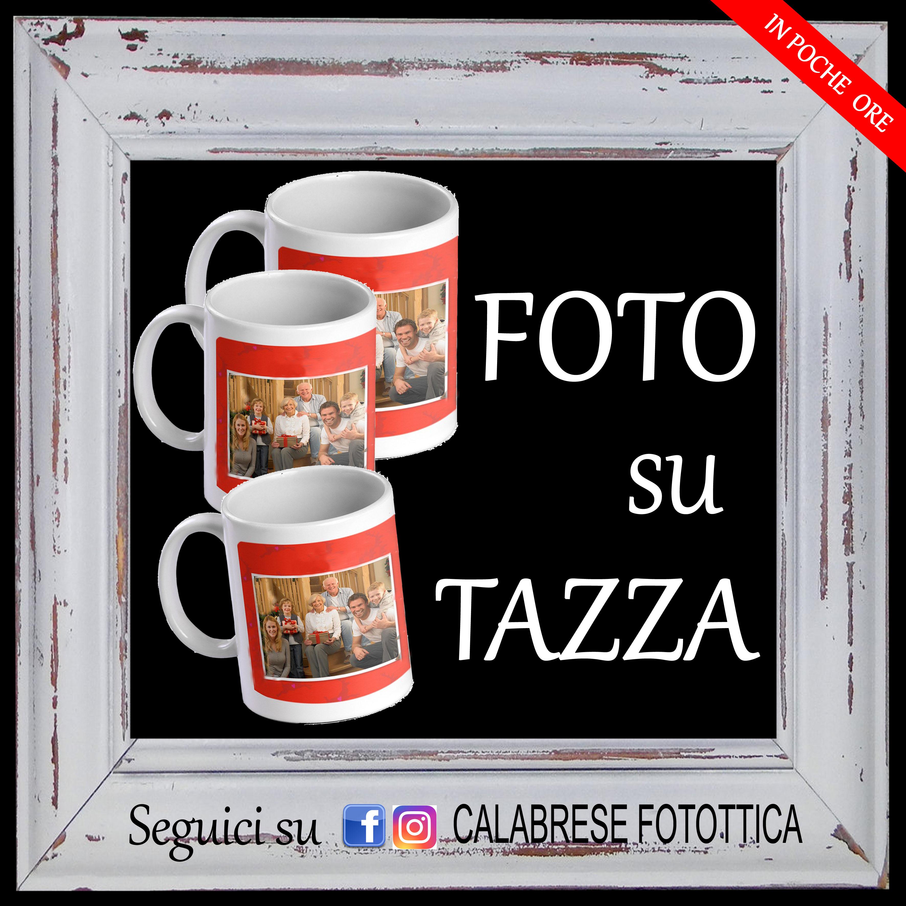 FOTO SU TAZZA A BOLOGNA E SAN LAZZARO. IDEA REGALO PERSONALIZZATA