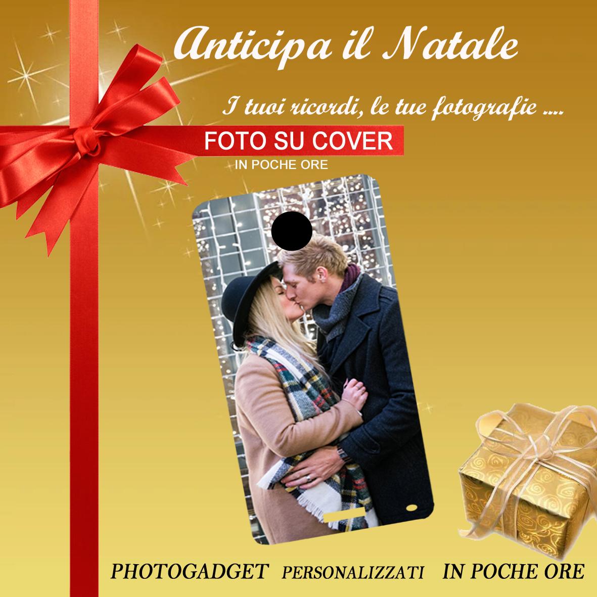 FOTO SU COVER PER CELLULARE A BOLOGNA E SAN LAZZARO DI SAVENA. FOTO IDEA REGALO PERSONALIZZATA PER NATALE