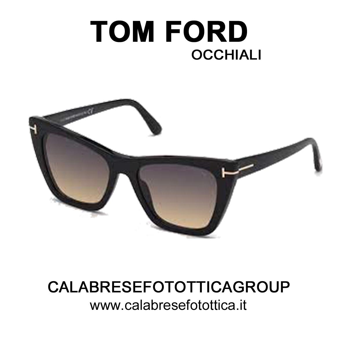 TOM FORD OCCHIALI DA VISTA E DA SOLE A BOLOGNA E  SAN LAZZARO DI SAVENA CALABRESE FOTOTTICA GROUP www.calabresefotottica.it